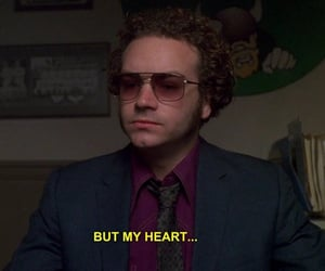 heart, the 70s show, and funny image