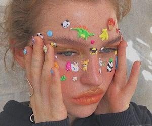 girl, theme, and aesthetic image