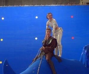 natalie portman, star wars, and Anakin Skywalker image