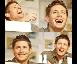 comic con, Jensen Ackles, and supernatural image