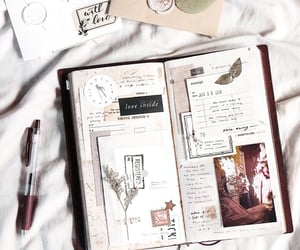 article, notes, and bulletjournal image