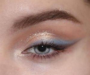 eyeshadow, beautiful, and beauty image