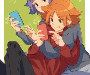 aiden, shirou fubuki, and inazuma eleven image