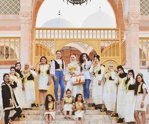 bride, femenine, and tunisian image