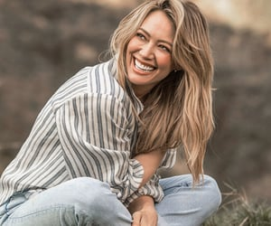 Hilary Duff and pretty image
