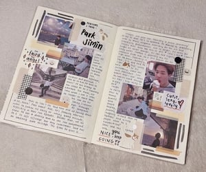 aesthetic, bullet, and journal image