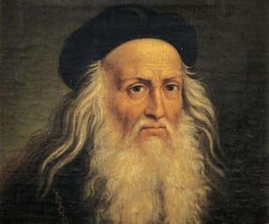 Leonardo da Vinci and polymath image