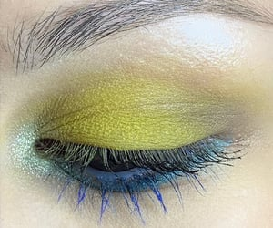 Best, blue, and makeuplook image
