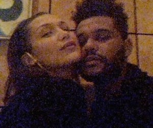 the weeknd, bella hadid, and abel tesfaye image