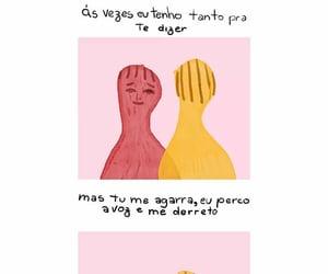 tirinhas, frases, and amor image