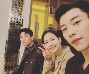 kim go eun, woo do hwan, and the king eternal monarch image