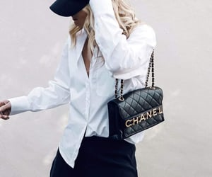 chanel, fashion, and ootd image