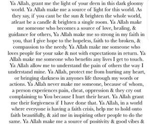 islam, muslim, and prayer image