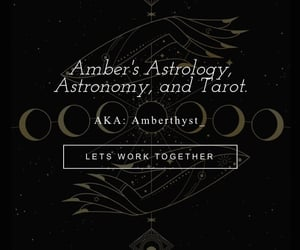 amethyst, astrology, and natal image
