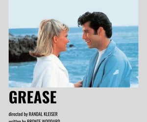 cinema, grease, and Darkness image