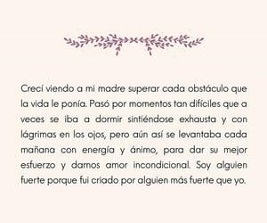 amor, fuerza, and vida image