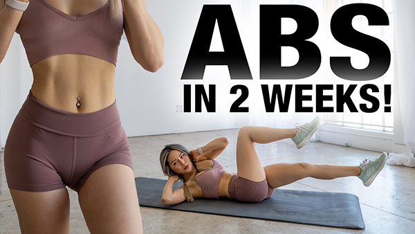 Image de abs, workout, and chloe ting