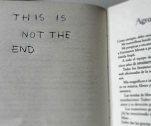 book, end, and not image