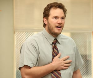 parks and recreation, parks and rec, and andy dwyer image