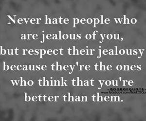 quote, quotation, and jealous image