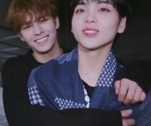 exo, monsta x, and song hyeongjun image