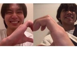 instagram, 松田元太, and 中村海人 image