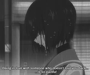 anime, gif, and heart broken image