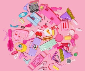 colorful, colors, and pink image