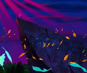 background, disney, and pocahontas image