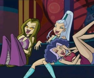 archive, witch, and winx image