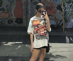 outfit, outfits, and city image