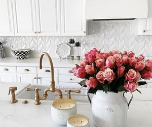 flowers, home decor, and home design image