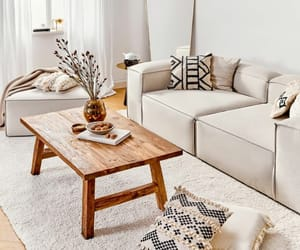couch, cushions, and decor image