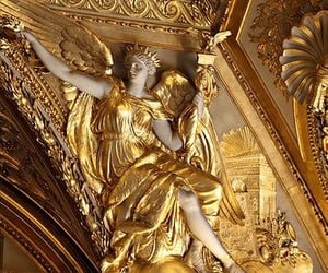 gold, aesthetic, and royal image