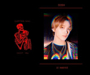 wallpapers, nct, and nct edits image