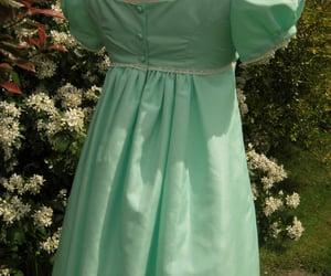 jane austen, dresses, and fashion image