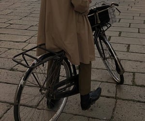 aesthetic, bike, and bicycle image