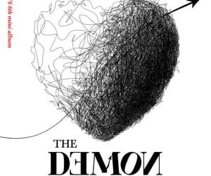 album, the demon, and krock image