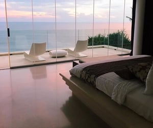 luxury, view, and ocean image
