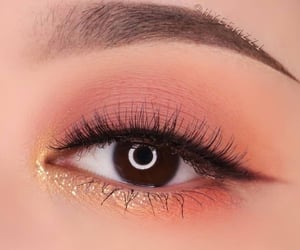 aesthetic, daily, and eyeshadow image