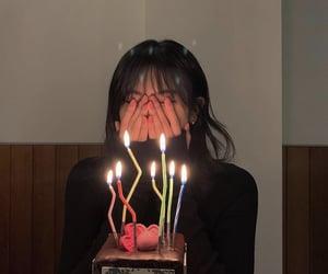 birthday cake, birthday girl, and cake image