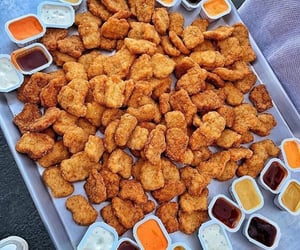 food and nuggets image
