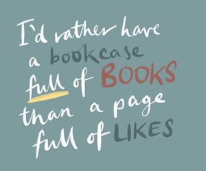 books, bookworm, and likes image