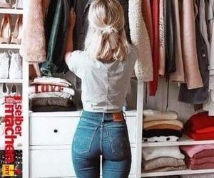 autumn, closet, and clothes image