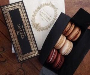food, laduree, and sweet image