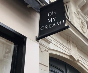 cream, favourite, and france image