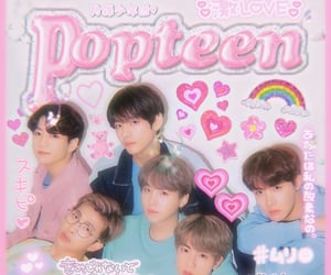 BTS for POPTEEN edit ✿