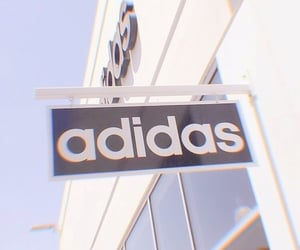 adidas, aesthetic, and carefree image