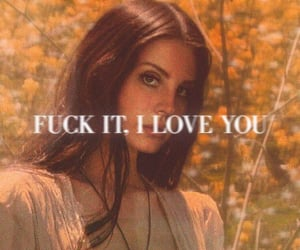 music, songs, and lana del rey image