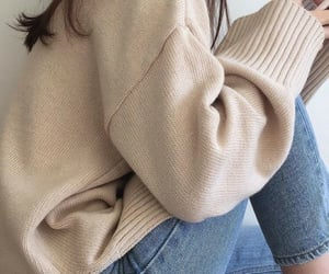 style, aesthetic, and sweater image